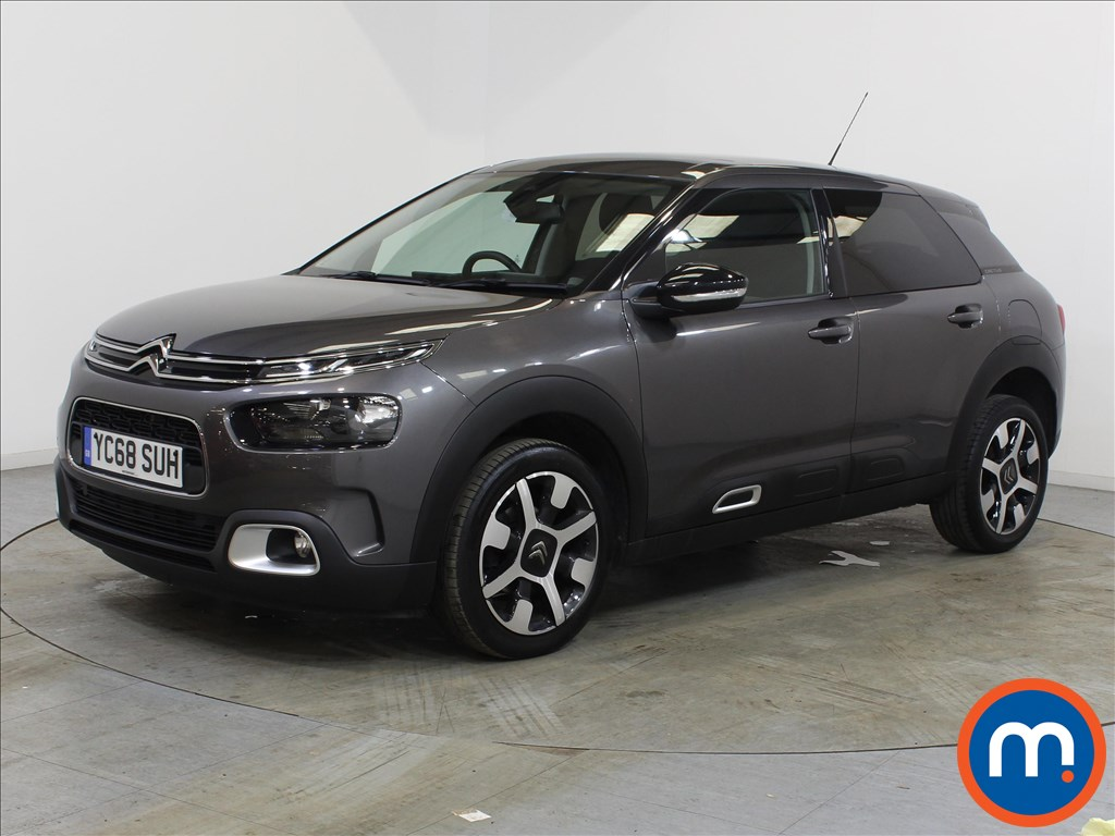 Citroen C4 Cactus Flair - Stock Number 1115580 Passenger side front corner