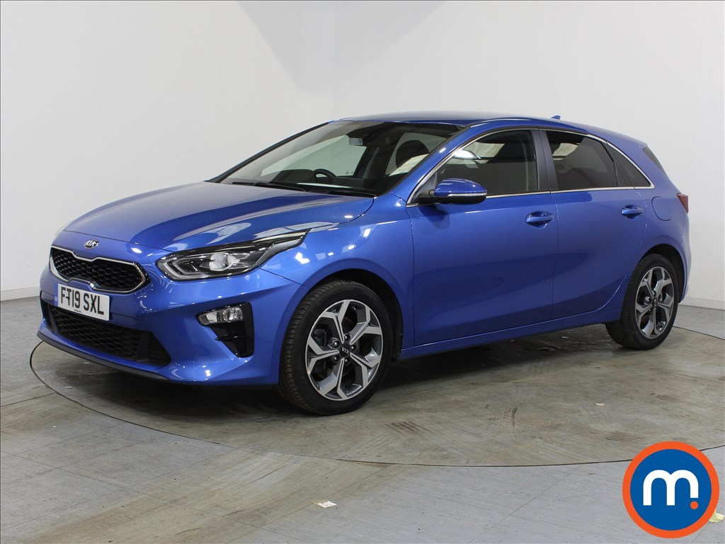 KIA Ceed Blue Edition - Stock Number 1119234 Passenger side front corner
