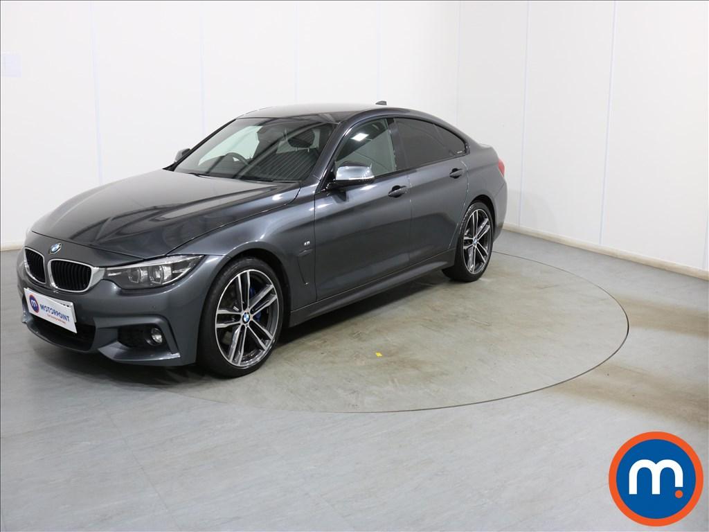 BMW 4 Series M Sport - Stock Number 1117164 Passenger side front corner