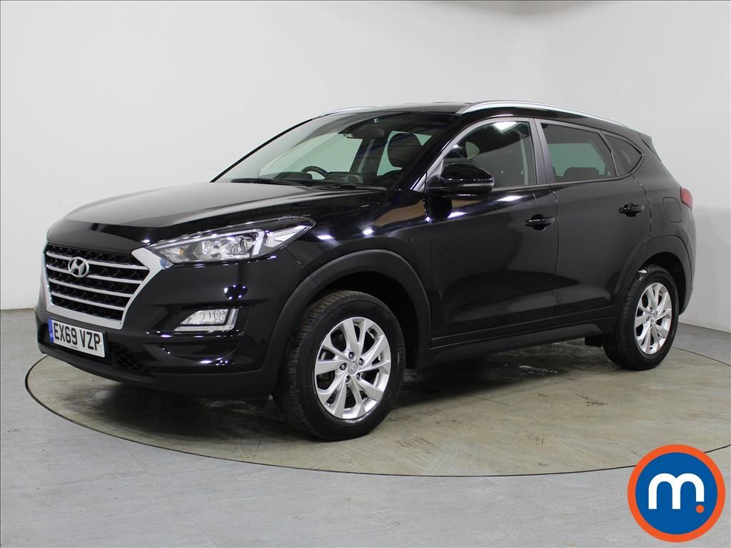 Hyundai Tucson SE Nav - Stock Number 1114799 Passenger side front corner