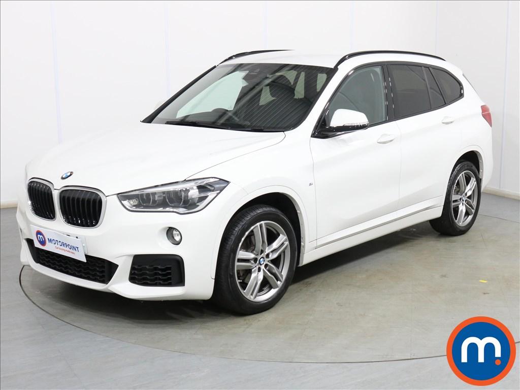 BMW X1 M Sport - Stock Number 1118648 Passenger side front corner