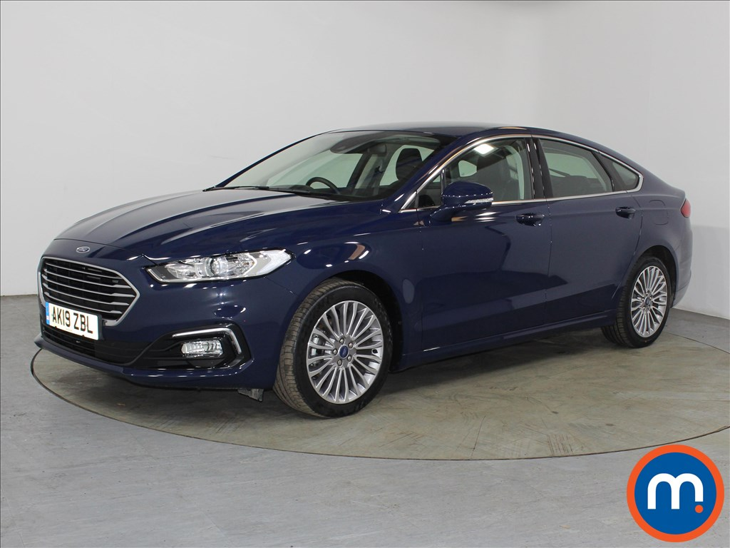 Ford Mondeo Titanium Edition - Stock Number 1117883 Passenger side front corner