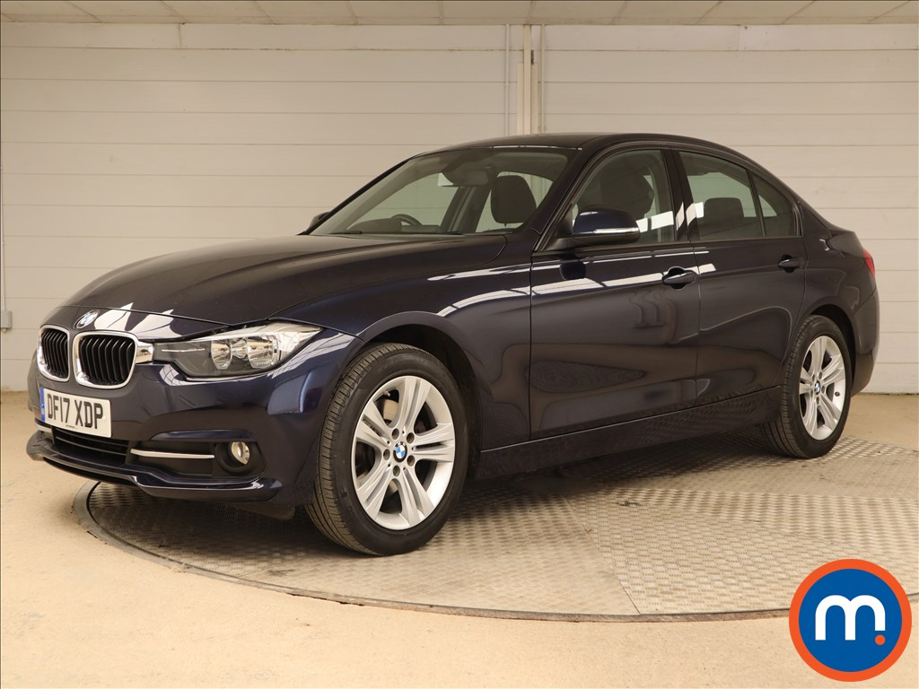 BMW 3 Series Sport - Stock Number 1120339 Passenger side front corner