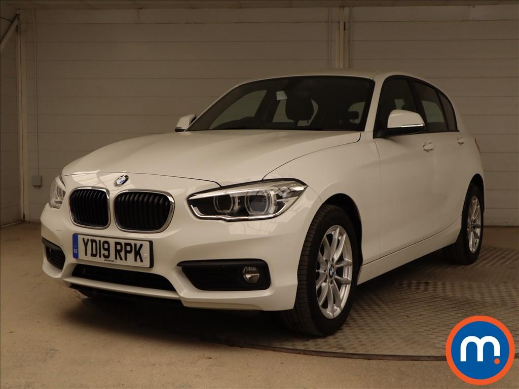 BMW 1 Series SE Business - Stock Number 1109368 Passenger side front corner