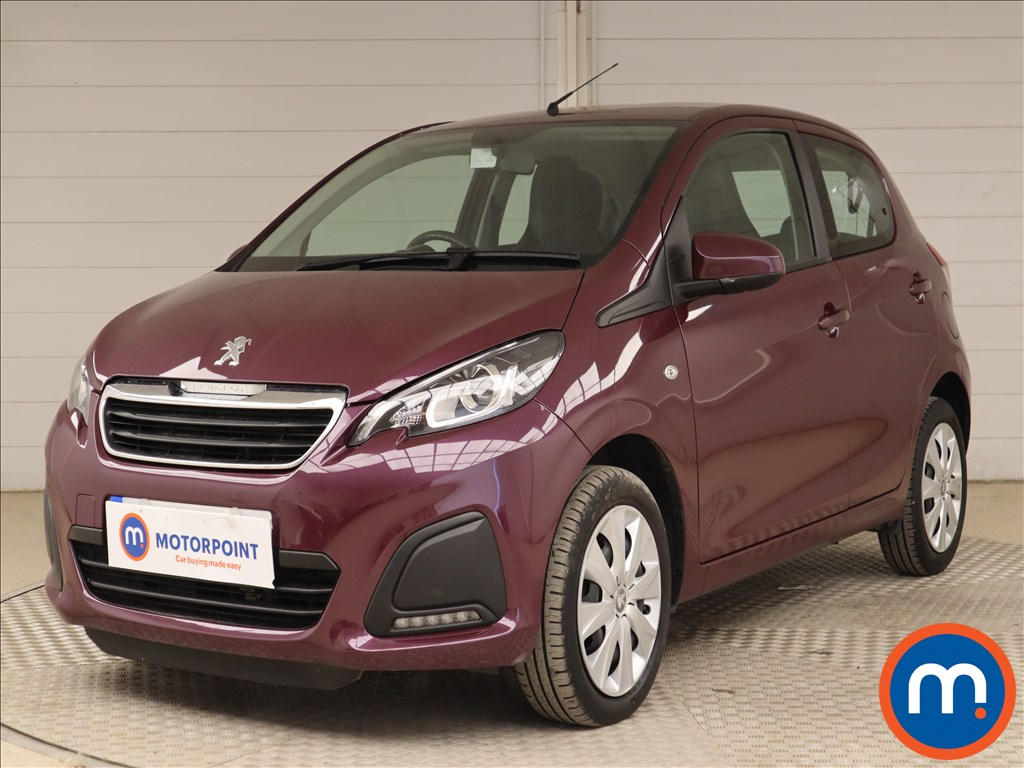 Peugeot 108 Active - Stock Number 1122521 Passenger side front corner