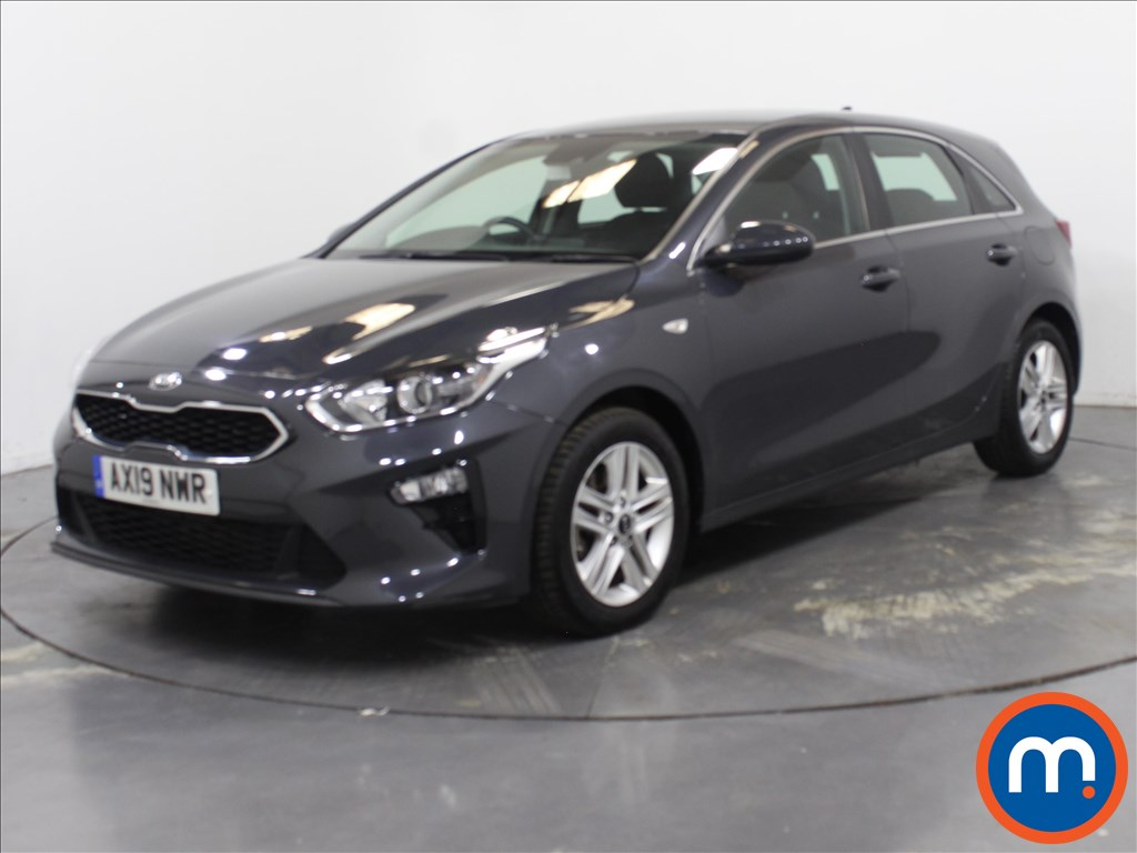 KIA Ceed 2 - Stock Number 1119226 Passenger side front corner