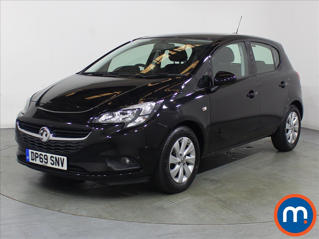Vauxhall Corsa Design - Stock Number 1116235 Passenger side front corner