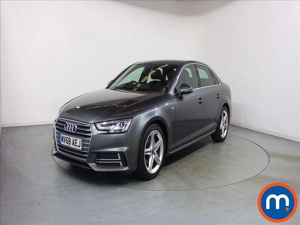 Audi A4 S Line - Stock Number 1118295 Passenger side front corner