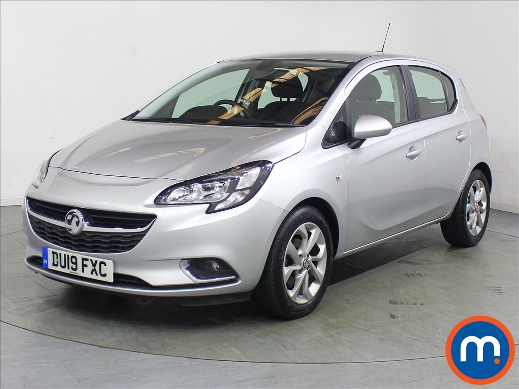 Vauxhall Corsa SRi Nav - Stock Number 1120835 Passenger side front corner
