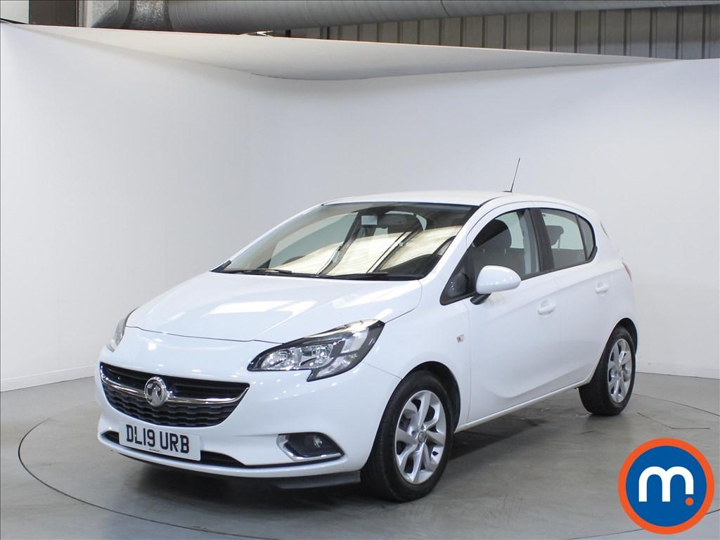 Vauxhall Corsa SRi Nav - Stock Number 1120978 Passenger side front corner