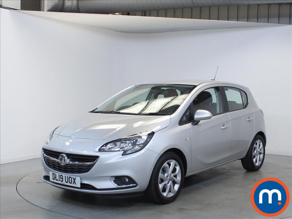 Vauxhall Corsa SRi Nav - Stock Number 1120980 Passenger side front corner