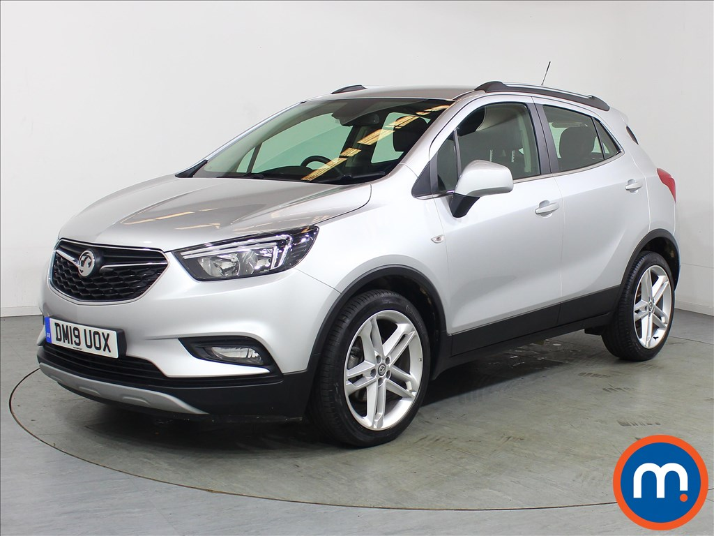 Vauxhall Mokka X Griffin Plus - Stock Number 1117536 Passenger side front corner