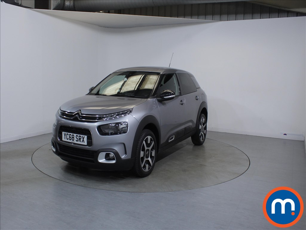 Citroen C4 Cactus Flair - Stock Number 1114776 Passenger side front corner