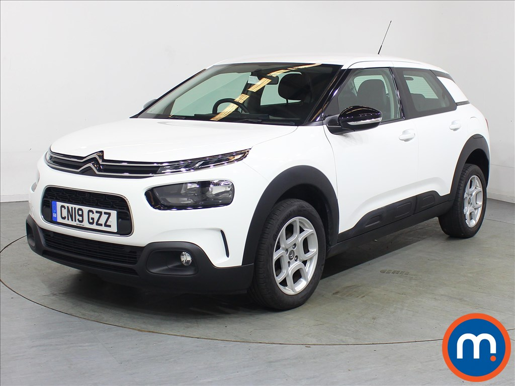 Citroen C4 Cactus Feel - Stock Number 1111012 Passenger side front corner