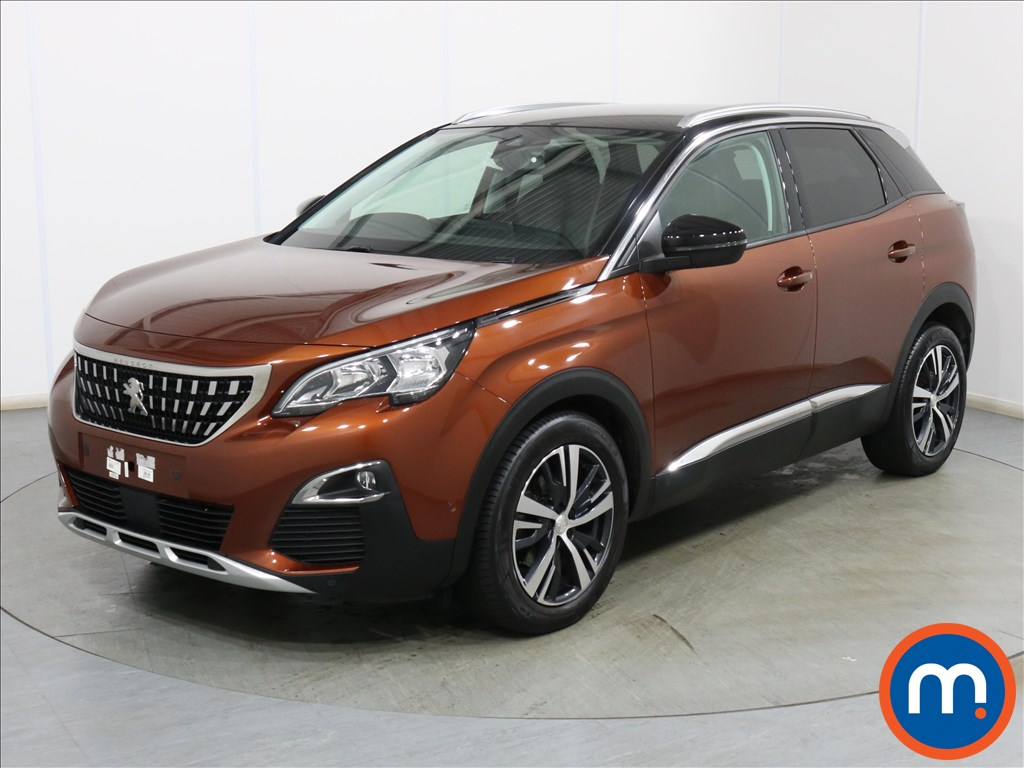 Peugeot 3008 Allure - Stock Number 1118243 Passenger side front corner