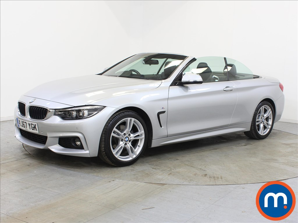 BMW 4 Series M Sport - Stock Number 1121538 Passenger side front corner