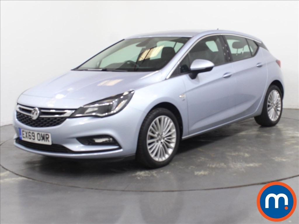 Vauxhall Astra Elite Nav - Stock Number 1122737 Passenger side front corner