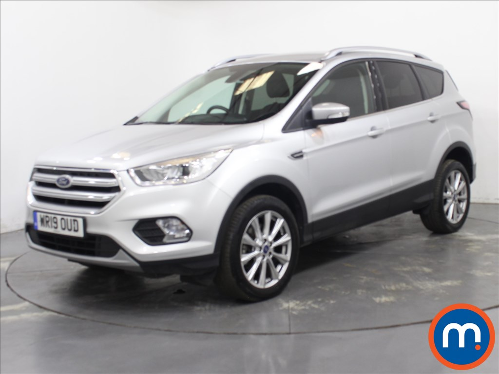 Ford Kuga Titanium Edition - Stock Number 1118130 Passenger side front corner