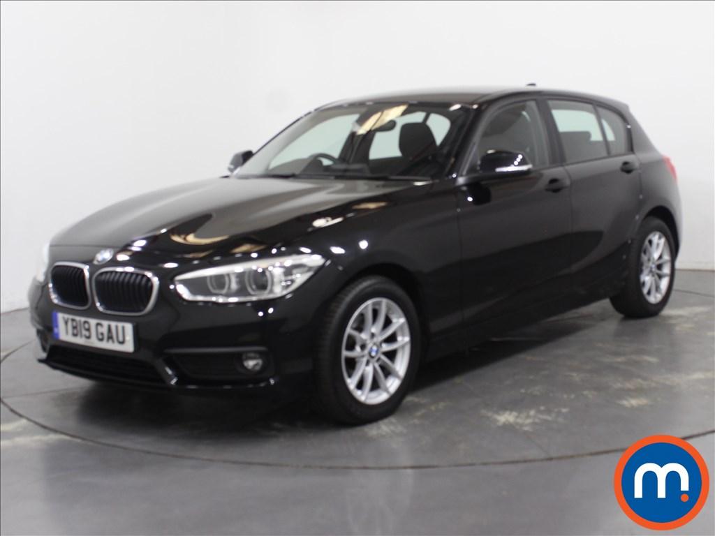 BMW 1 Series SE Business - Stock Number 1121403 Passenger side front corner