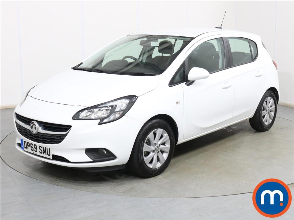Vauxhall Corsa Design - Stock Number 1122355 Passenger side front corner