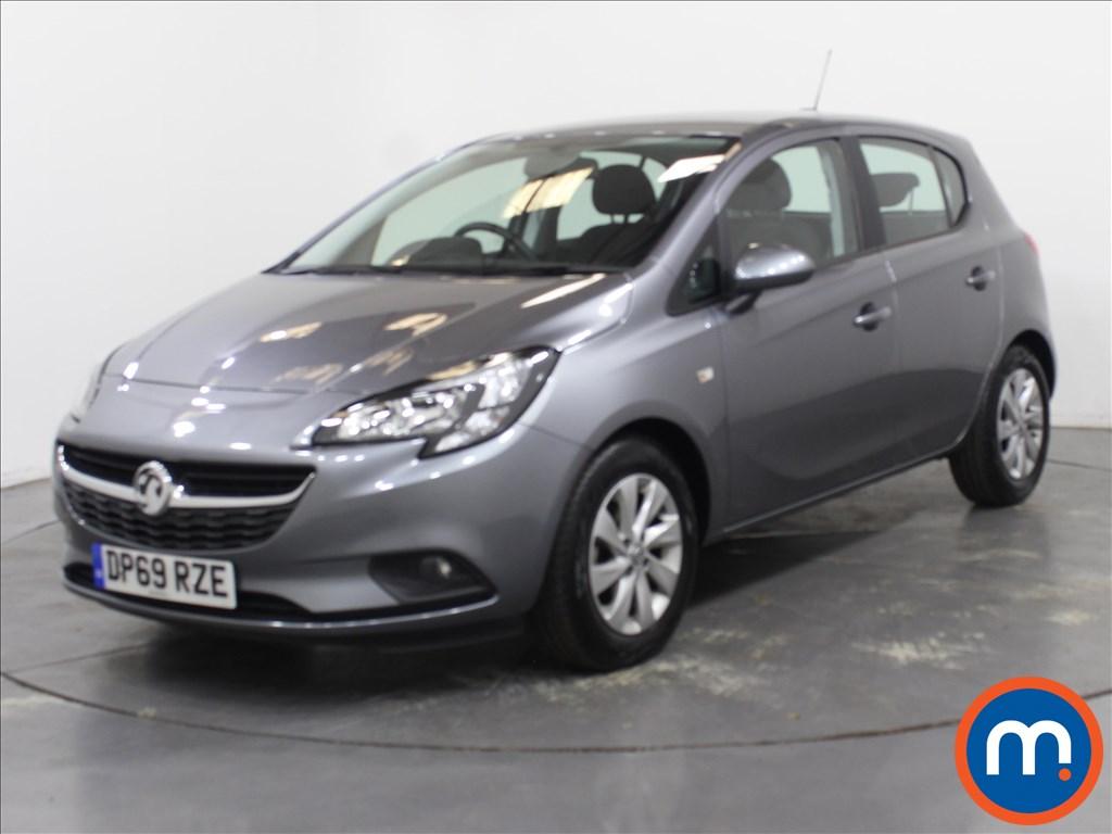 Vauxhall Corsa Design - Stock Number 1120377 Passenger side front corner