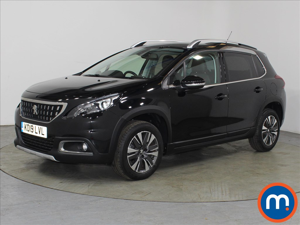 Peugeot 2008 Allure - Stock Number 1118445 Passenger side front corner