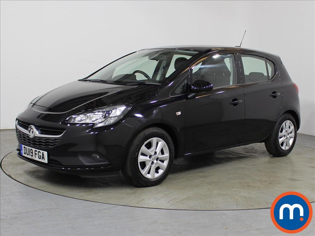 Vauxhall Corsa Design - Stock Number 1121655 Passenger side front corner