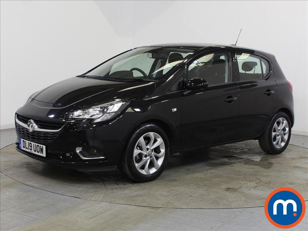 Vauxhall Corsa SRi Nav - Stock Number 1120838 Passenger side front corner