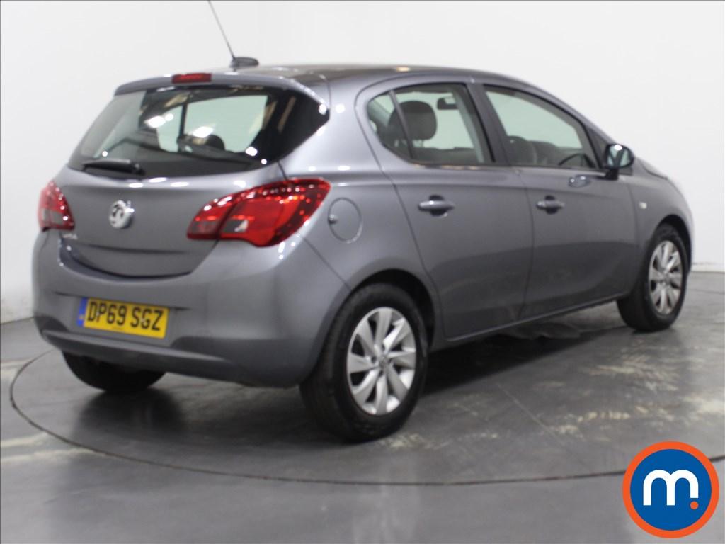 Vauxhall Corsa Design - Stock Number 1122347 Passenger side front corner