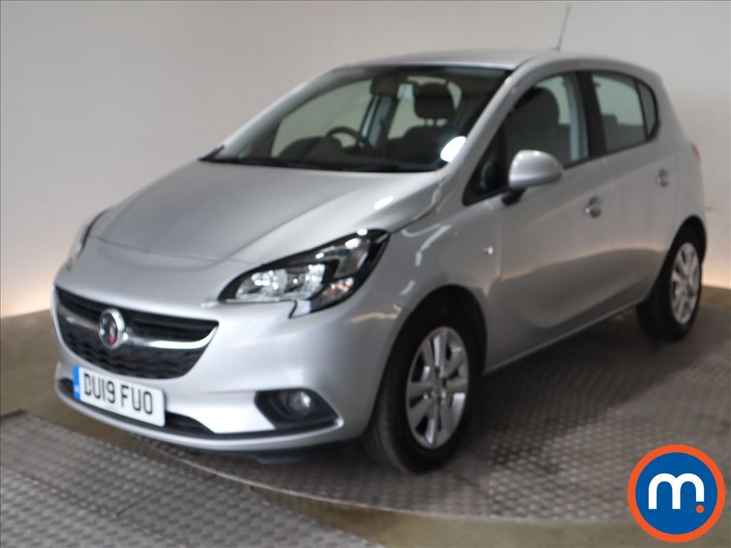 Vauxhall Corsa Design - Stock Number 1120973 Passenger side front corner