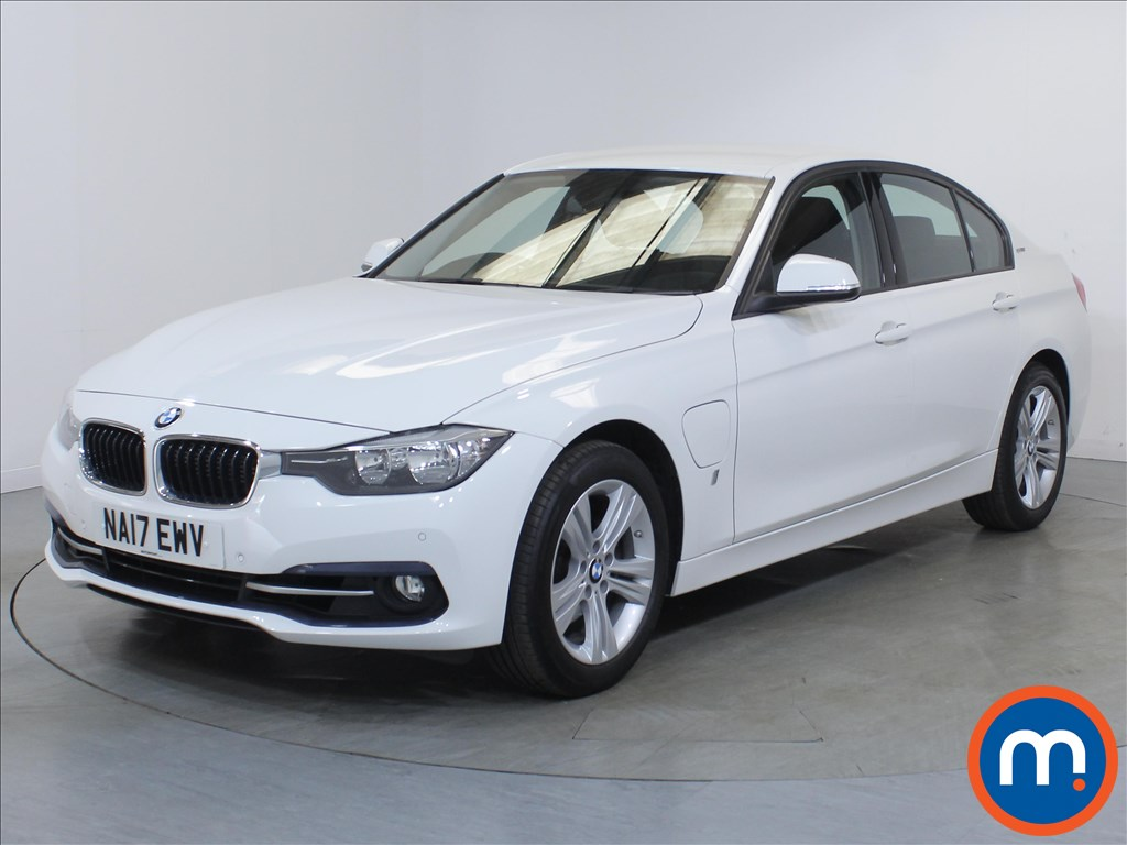 BMW 3 Series Sport - Stock Number 1118485 Passenger side front corner