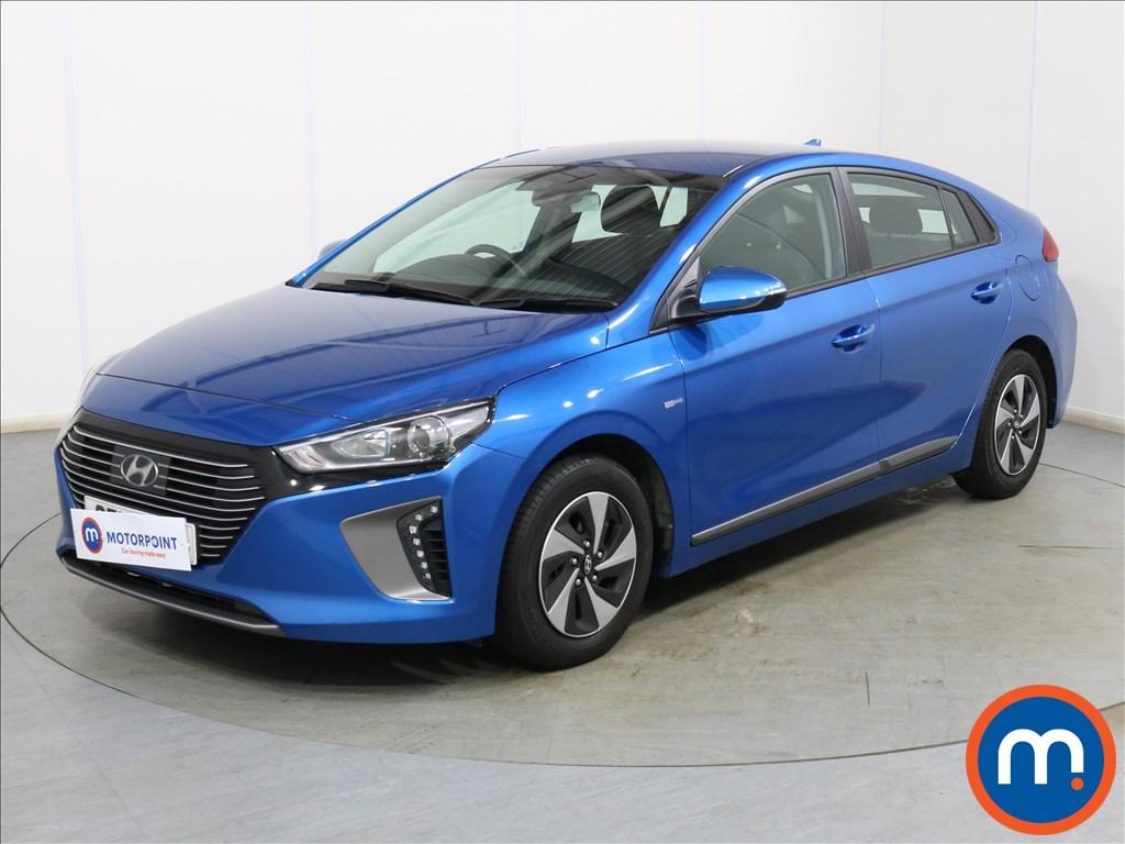 Hyundai Ioniq SE - Stock Number 1122287 Passenger side front corner