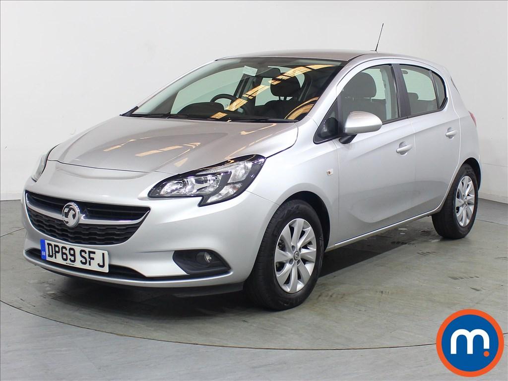 Vauxhall Corsa Design - Stock Number 1116214 Passenger side front corner