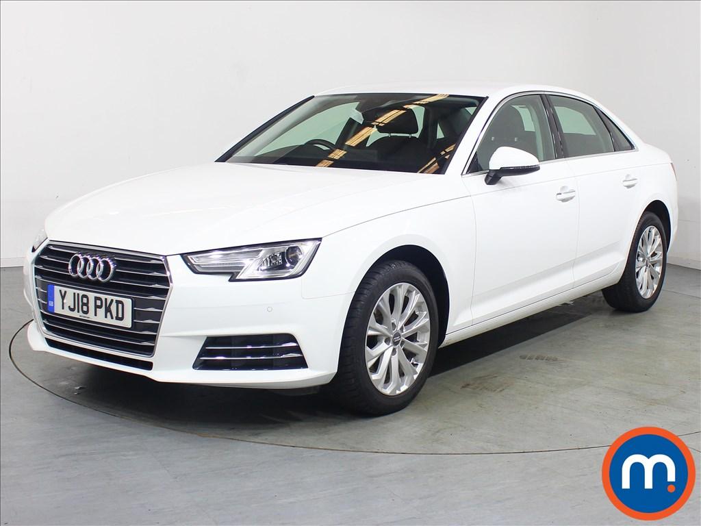 Audi A4 SE - Stock Number 1118296 Passenger side front corner