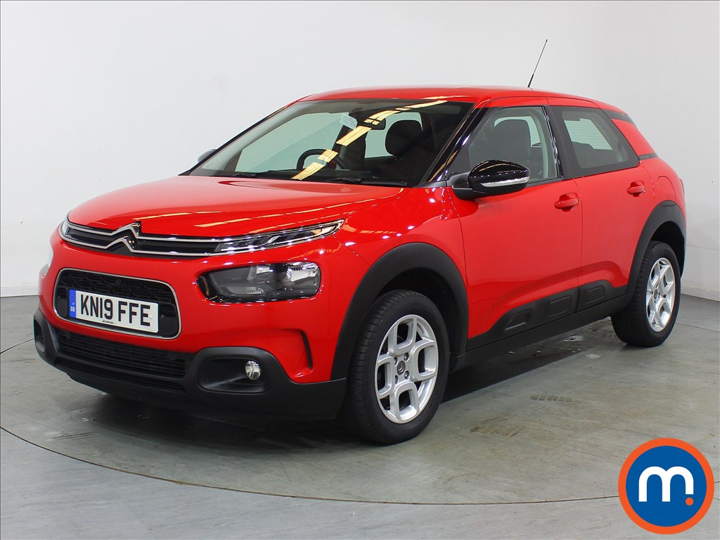 Citroen C4 Cactus Feel - Stock Number 1116364 Passenger side front corner