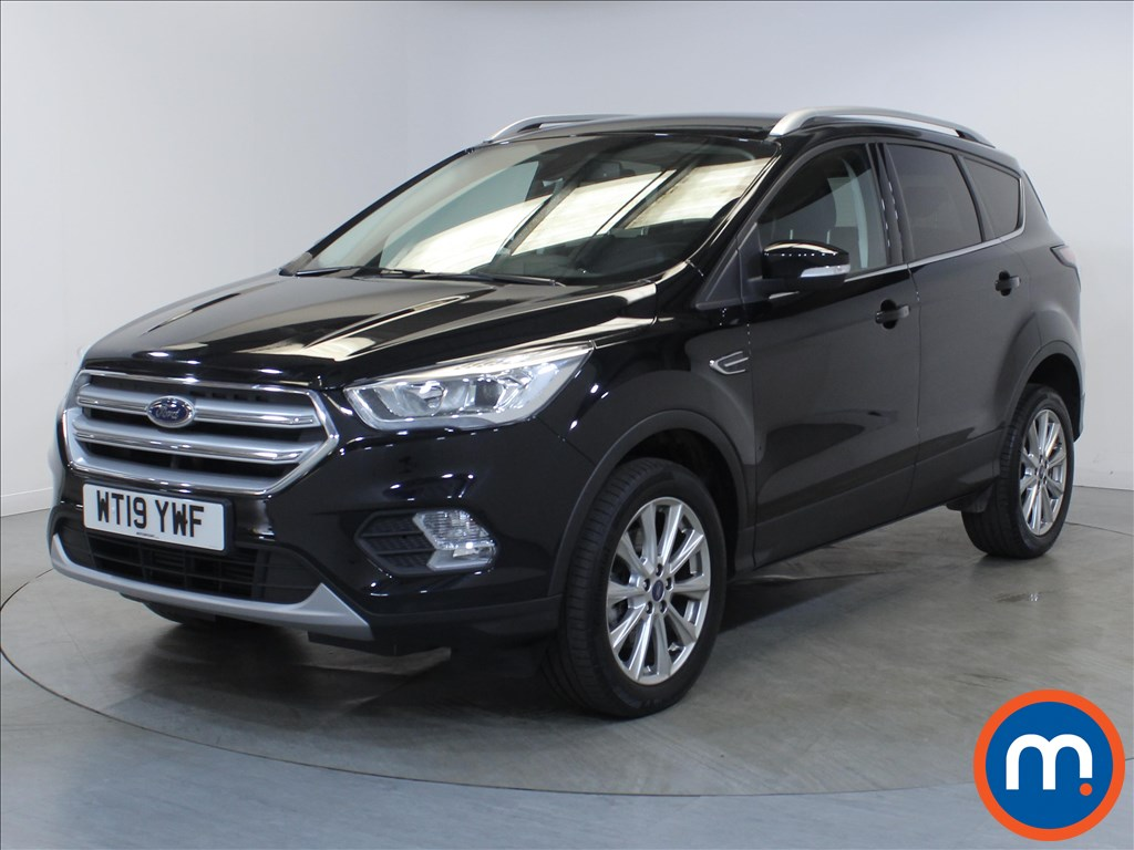 Ford Kuga Titanium Edition - Stock Number 1118129 Passenger side front corner