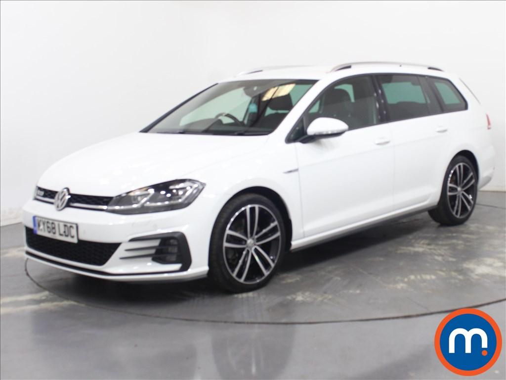 Volkswagen Golf GTD - Stock Number 1121384 Passenger side front corner