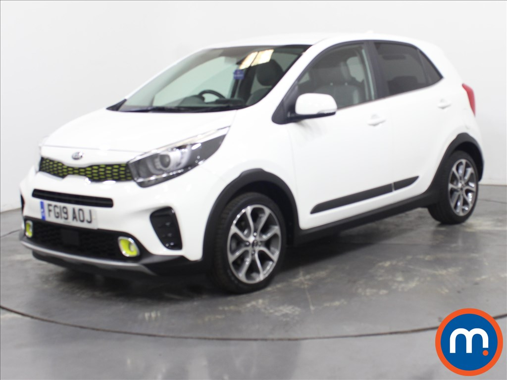 KIA Picanto X-Line - Stock Number 1117446 Passenger side front corner