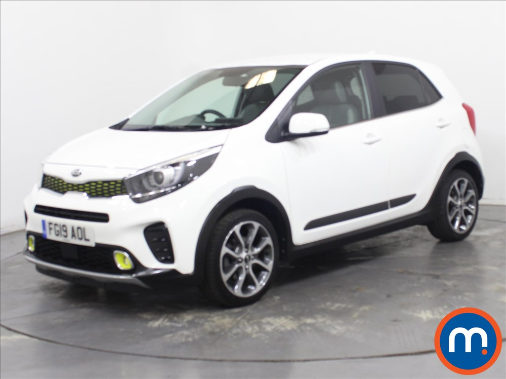 KIA Picanto X-Line - Stock Number 1117448 Passenger side front corner