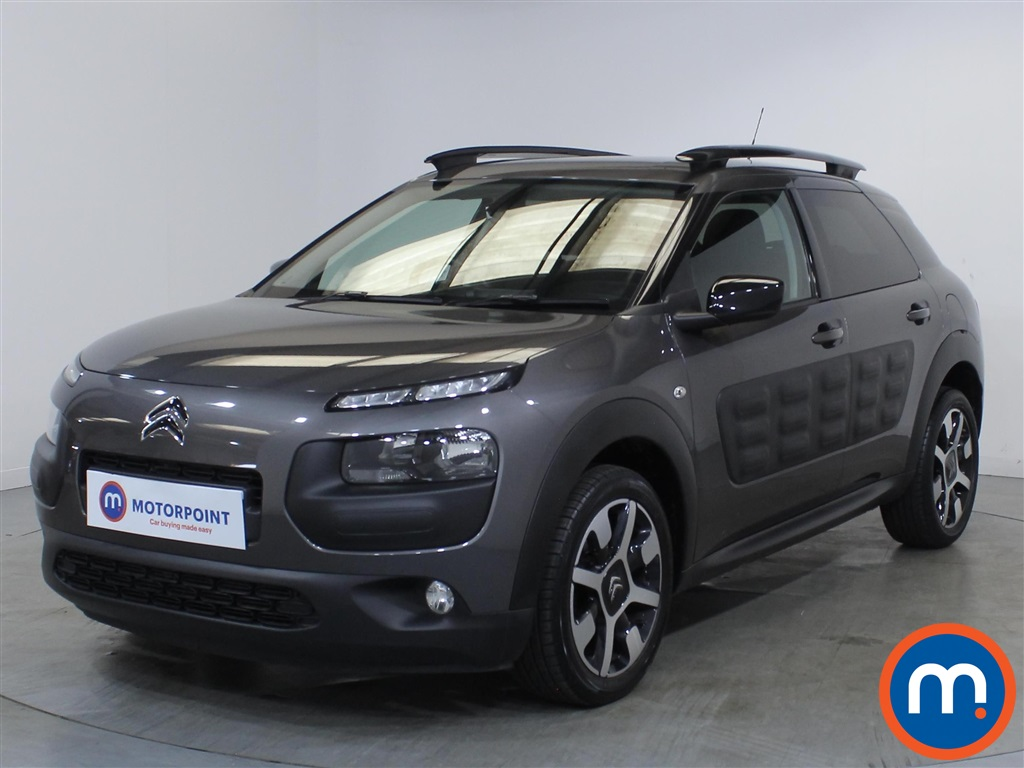 Citroen C4 Cactus Flair - Stock Number 1122700 Passenger side front corner