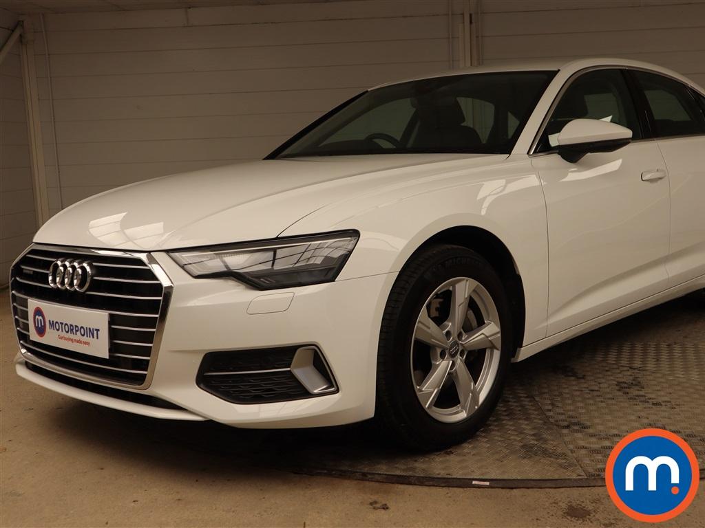 Audi A6 Sport - Stock Number 1121449 Passenger side front corner