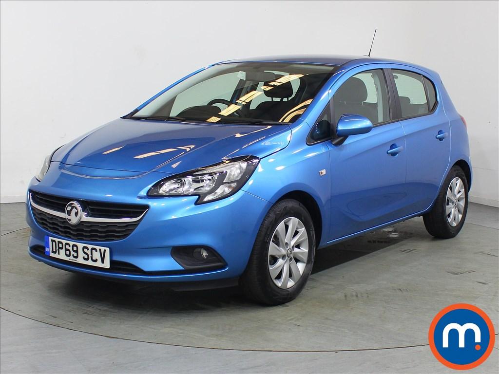 Vauxhall Corsa Design - Stock Number 1116202 Passenger side front corner