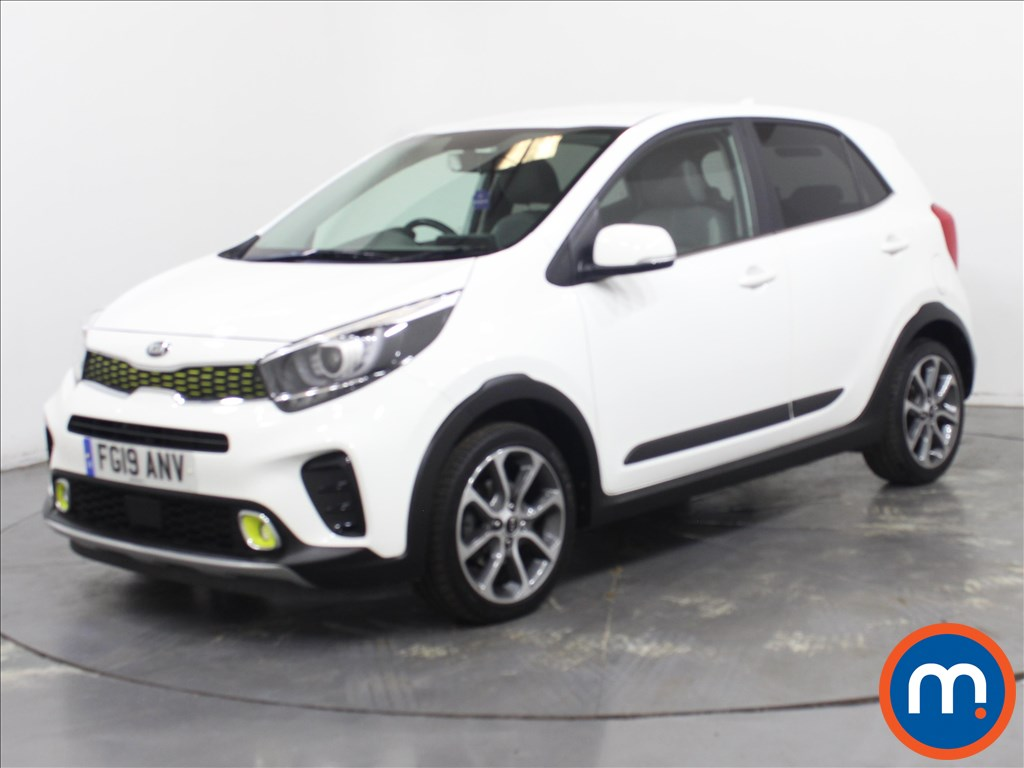 KIA Picanto X-Line - Stock Number 1117441 Passenger side front corner
