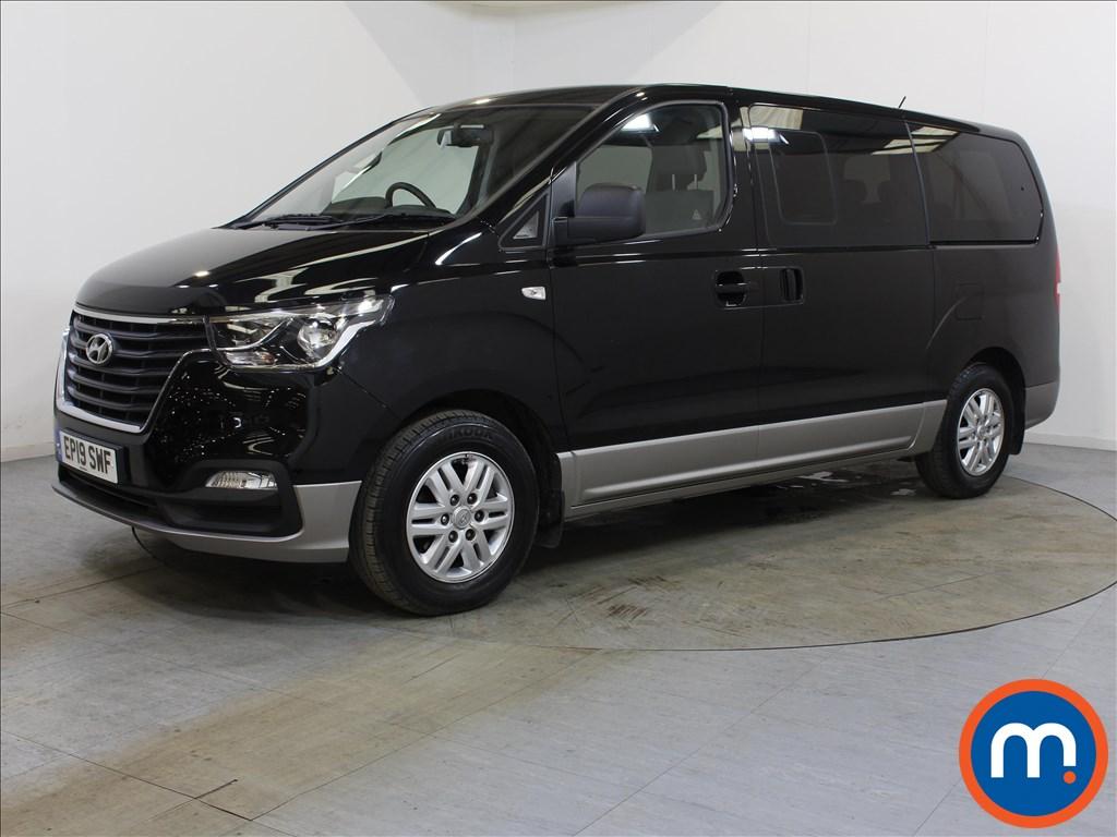 Hyundai I800 SE - Stock Number 1118040 Passenger side front corner