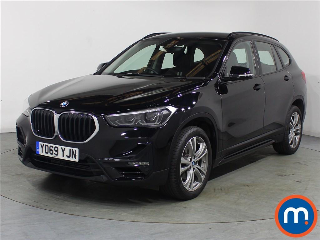 BMW X1 Sport - Stock Number 1116337 Passenger side front corner