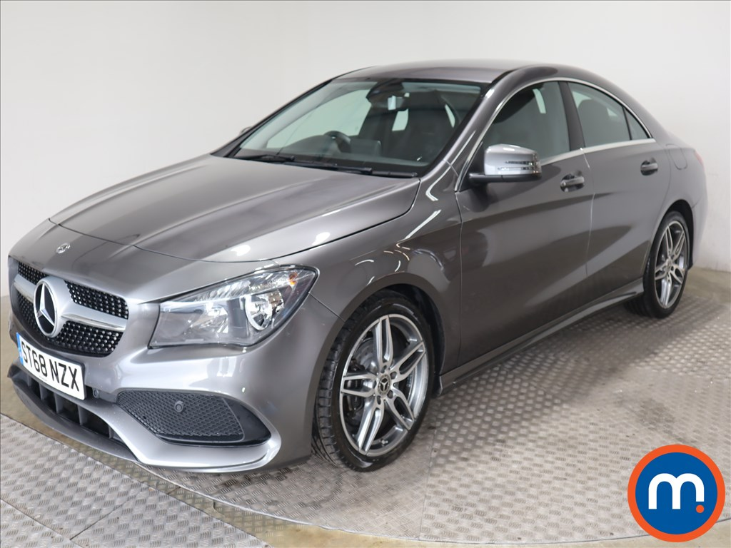 Mercedes-Benz CLA AMG Line Edition - Stock Number 1115258 Passenger side front corner