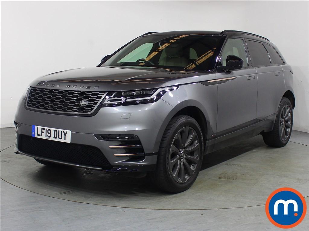 Land Rover Range Rover Velar R-Dynamic S - Stock Number 1118073 Passenger side front corner