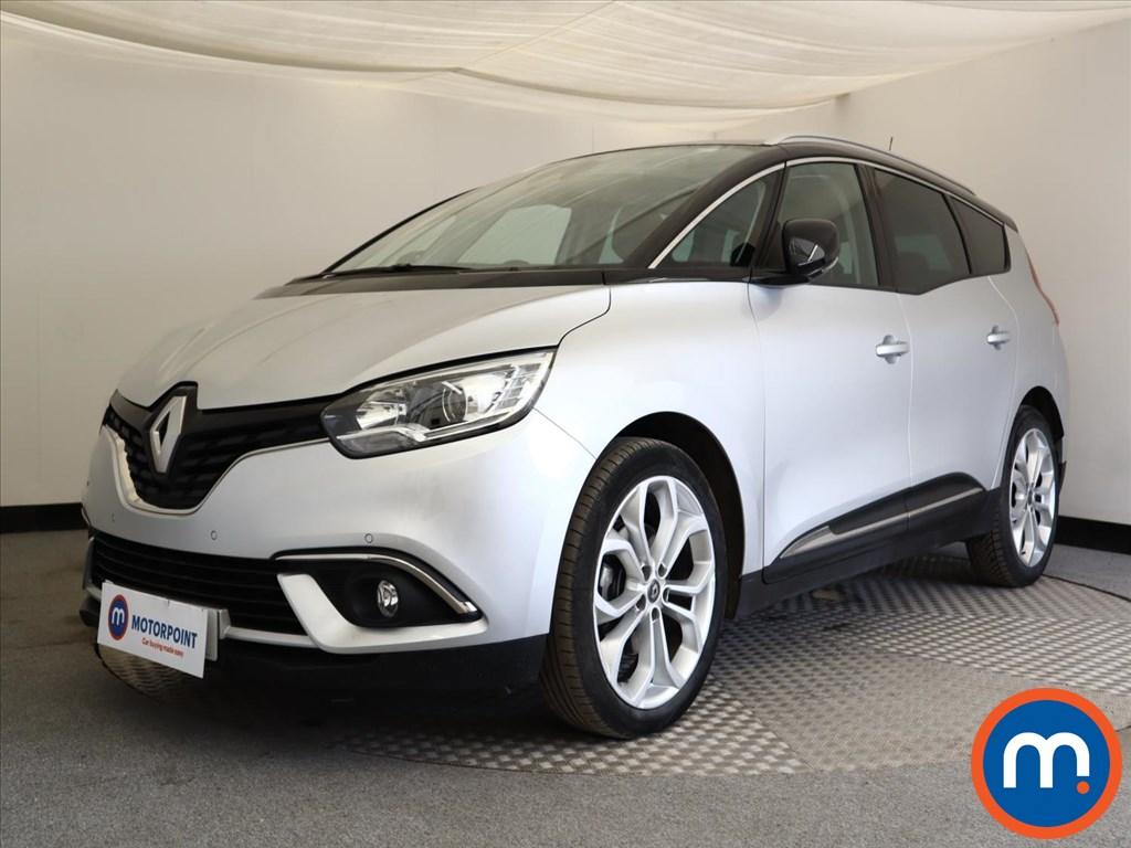 Renault Grand Scenic Iconic - Stock Number 1120176 Passenger side front corner