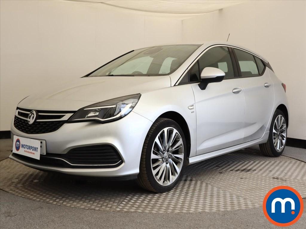 Vauxhall Astra 1.4T 16V 150 SRi Vx-line Nav 5dr - Stock Number 1120626 Passenger side front corner