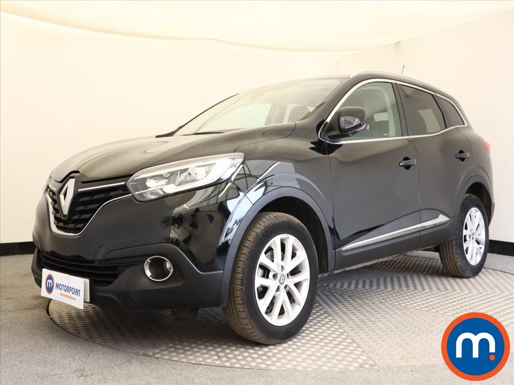 Renault Kadjar Dynamique Nav - Stock Number 1121162 Passenger side front corner